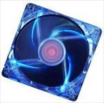 Xilence Case Fan Transparent LED 120 Blue COO-XPF120.TBL dzesētājs, ventilators