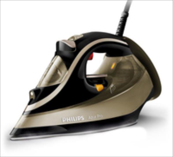 Philips Azur Pro Steam gludeklis (zelta/melns) GC4887/00 Gludeklis