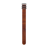 Garmin Leather Bands Fenix 3 (Brown) sporta pulkstenis, pulsometrs