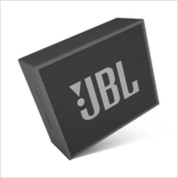 JBL GO Bluetooth Black bluetooth pārnēsājamais skaļrunis