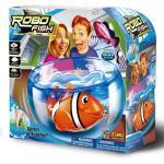 ROBO Fish Zestaw Kula  Rybka Radiovadāmā rotaļlieta
