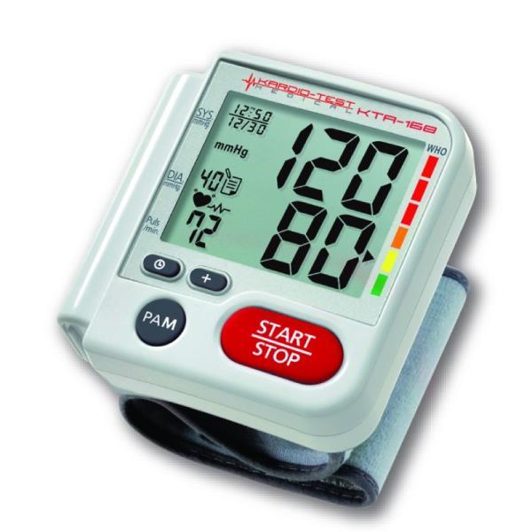 KARDIO-TEST Blood pressure monitor wrist type asinsspiediena mērītājs