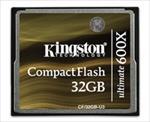 KINGSTON 32GB CF Card Ultimate 600X atmiņas karte