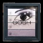 GOSH Smokey Eyes Palette 03 Plum acu ēnas ēnas