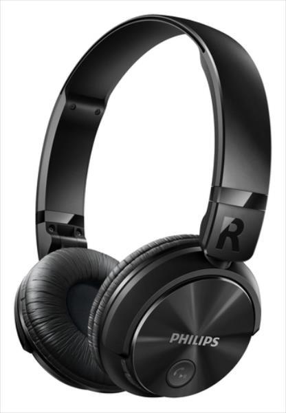 Philips Bluetooth SHB3060BK/00 austiņas