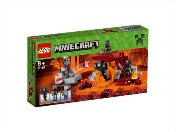 LEGO Minecraft Wither    21126 LEGO konstruktors