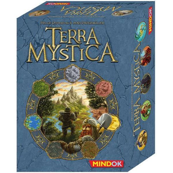 Bard Terra Mystica - 1263 galda spēle
