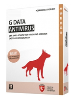 G-Data Antivirus, Electronic renewal, 2 year(s), License quantity 3 user(s) programmatūra