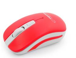 Esperanza  2.4GHz OPTICAL  MOUSE URNUS RED/WHITE Datora pele