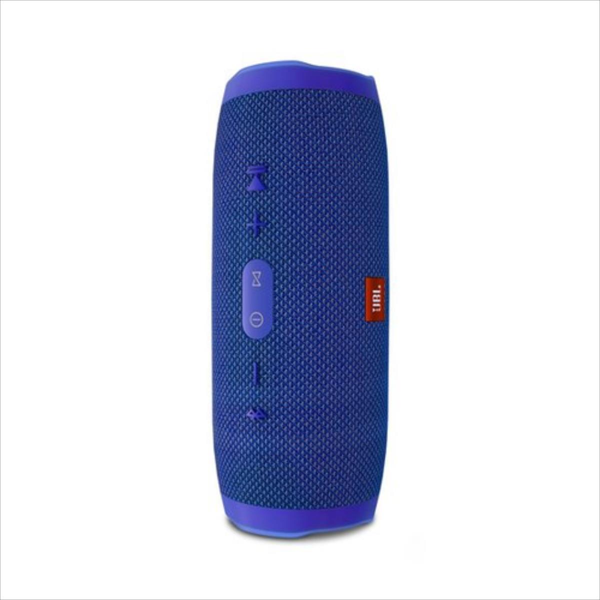 JBL Charge 3 III Bluetooth NFC Blue bluetooth pārnēsājamais skaļrunis