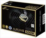 FSP AURUM S 500W 90+ (80PLUS GOLD)/ ATX v2.31/ EPS v2.92/ Si Barošanas bloks, PSU