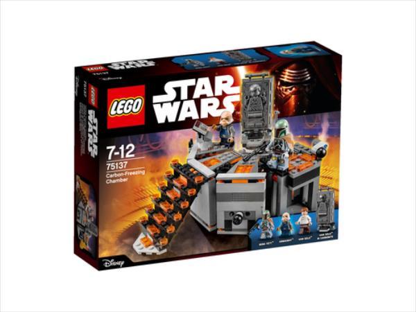 LEGO Carbon Freezing Chamber  75137 LEGO konstruktors