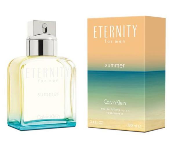 Calvin Klein Eternity Summer 2015 100ml Vīriešu Smaržas