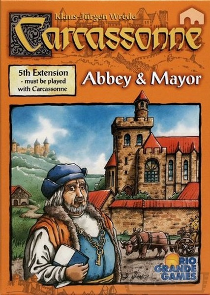 Bard Carcassonne 5TH EXTENSION - 0044 galda spēle