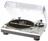 Audio-Technica AT-LP120USBHCS radio, radiopulksteņi