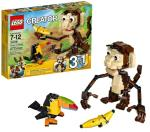 LEGO Creator Forest Animals V29 31019 LEGO konstruktors