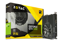 ZOTAC GeForce GTX 1050 Mini, 2048 MB GDDR5 video karte