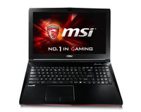 MSI GP62 6QF LEOPARD PRO 15.6