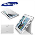Samsung EFC-1H8SWECSTD Galaxy Tab 2 10.1 P5100 Utra Thin maciņš, apvalks mobilajam telefonam