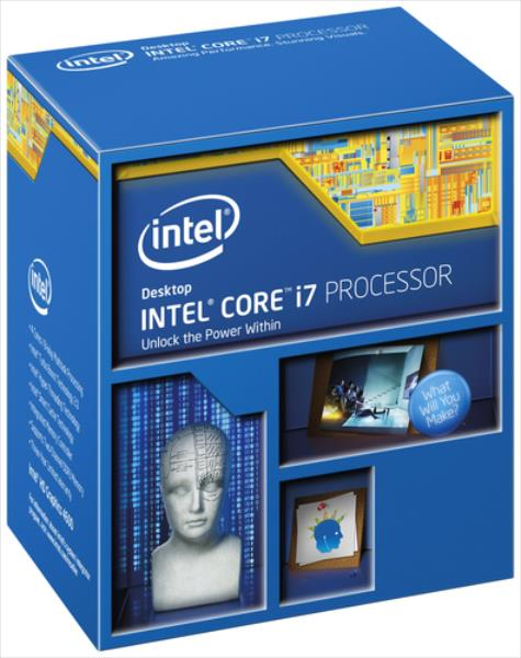 INTEL Core i7-5930K 3,5GHz LGA2011-V3 procesors