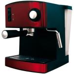 Adler AD 4404 r Espresso machine, 15 bar, 1,6 L water tank, 850W, Red Kafijas automāts
