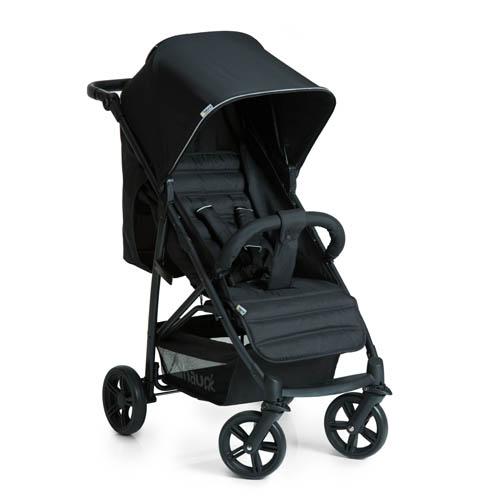 Hauck Rapid 4 Caviar/Black 148303 bērnu ratiņi