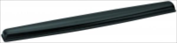 Fellowes Keyboard-Handgelenkauflage Crystals Gel  black peles paliknis