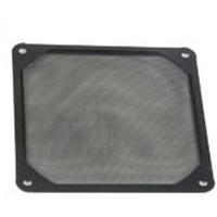 Aluminium cooler Filter 140mm - black dzesētājs, ventilators