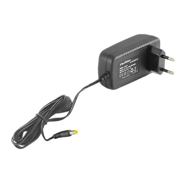 Qoltec AC adapter for LCD screen/router 24W | 12V | 2A | 5.5*2.5 aksesuārs portatīvajiem datoriem