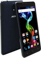 Smartphone | ARCHOS | 55b Platinum | 16 GB | Black | WiFi | 3G | Screen  5.5