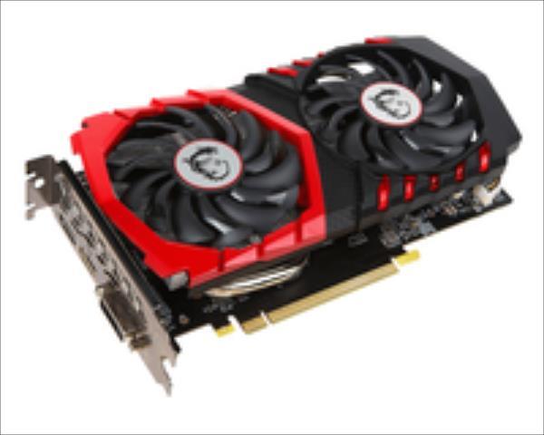 MSI GTX1050 Gaming X 2G   2048MB,PCI-E,DVI,HDMI,DP video karte