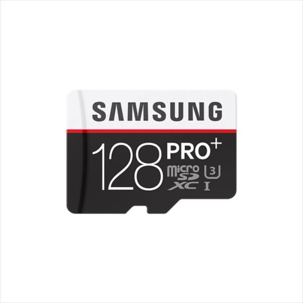 Samsung PRO+ microSDXC 128GB Class 10 UHS-I Read:Write (95/90MB/s) atmiņas karte