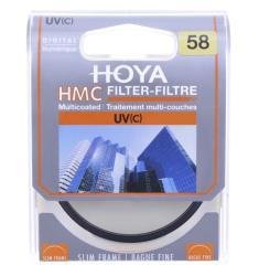 FILTER HOYA UV (C) HMC   58 MM UV Filtrs