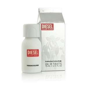 Diesel Plus Plus Masculine 75ml Vīriešu Smaržas