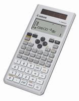 Canon F-789 SGA EXP silver kalkulators