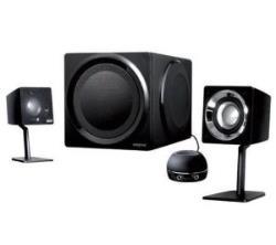 Creative Speakers GIGAWORKS T3 2.1 Black datoru skaļruņi