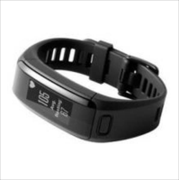 Garmin Vivosmart HR black - XL Viedais pulkstenis, smartwatch