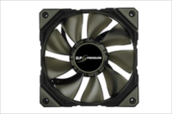 Cooler D.F. Pressure 12cm UCDFP12P 12cm x 12cm x 2,5cm ventilators