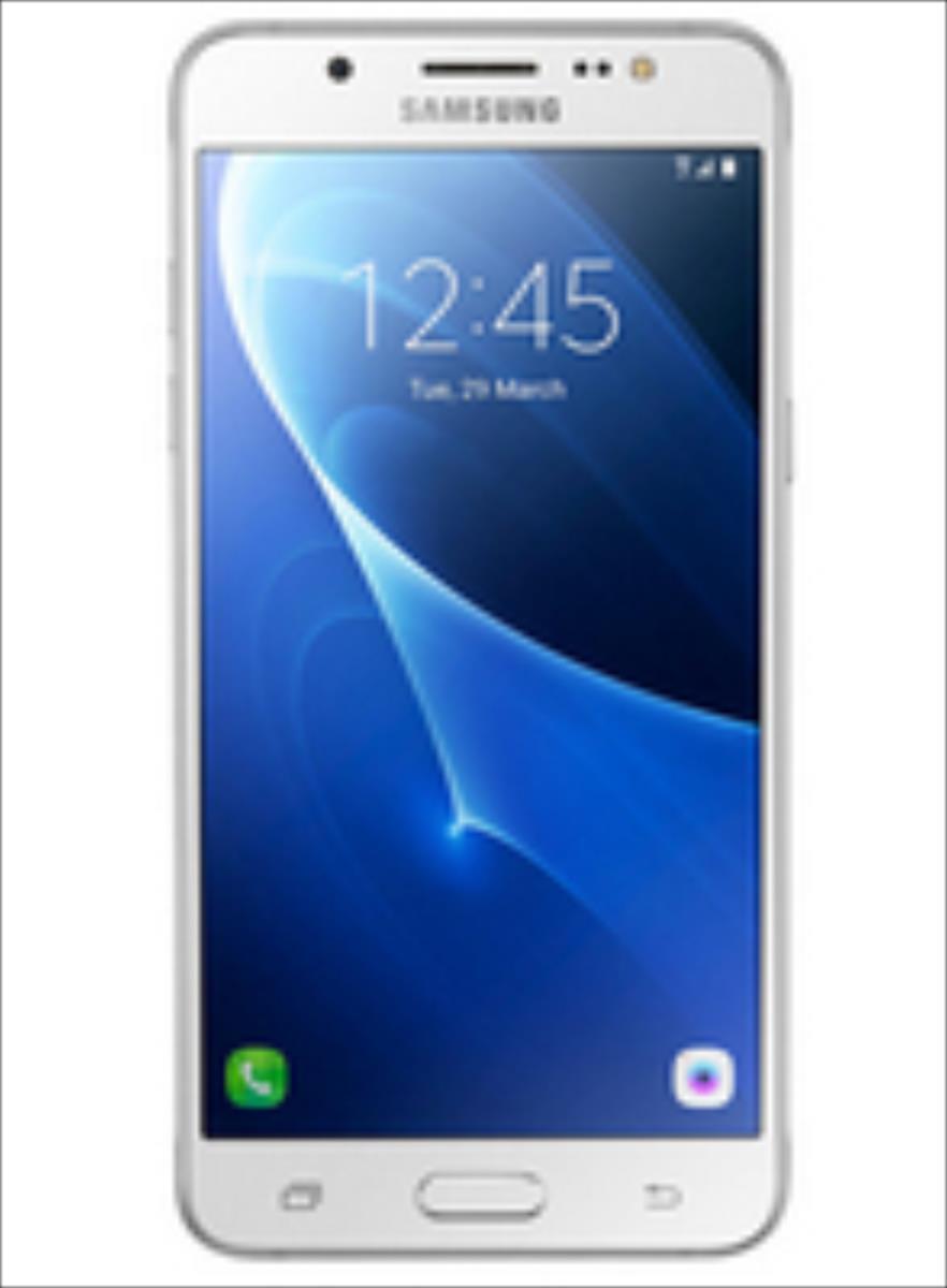 Samsung J510FN/DS Galaxy J5 (2016) Dual white Mobilais Telefons