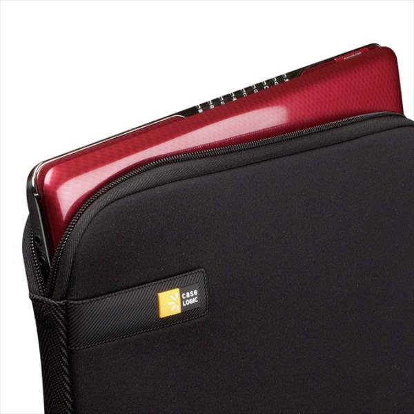 Case Logic LAPS111PI Universāls maks-kabata portatīvajam datoram līdz 11.6 collām Rozā portatīvo datoru soma, apvalks