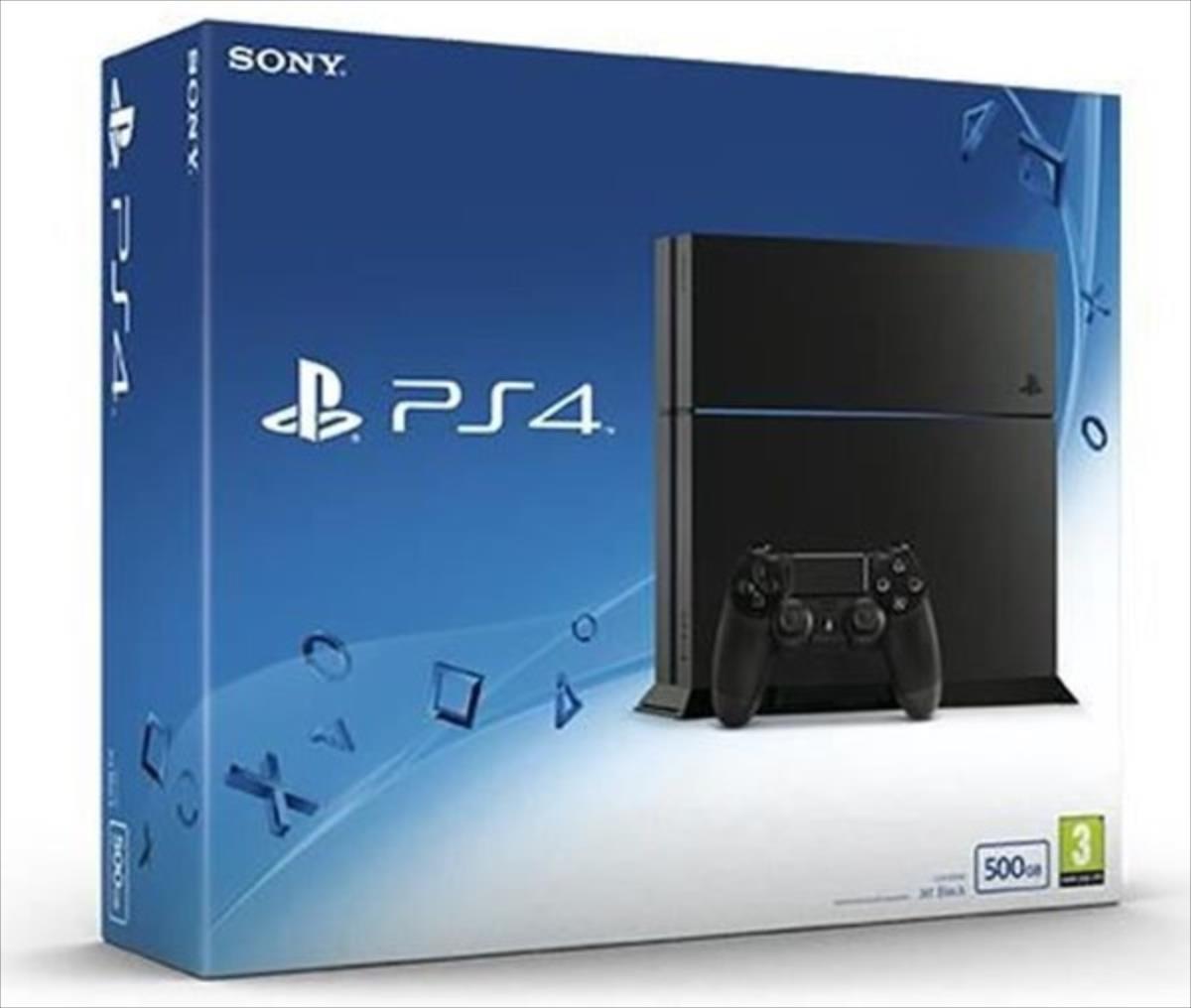 Sony PlayStation 4 Console 500 GB spēļu konsole