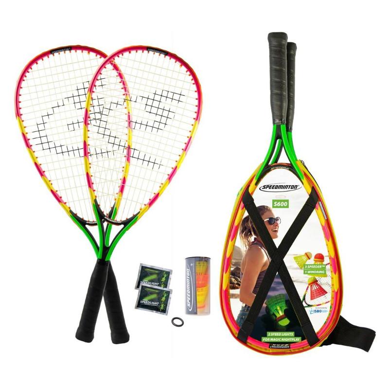 Speedminton Set S600 badmintona rakete