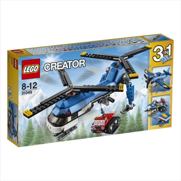 LEGO Twin Spin Helicopter  31049 LEGO konstruktors