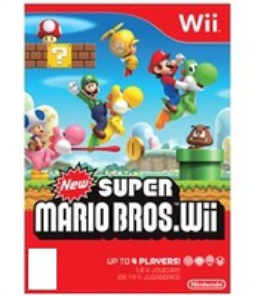 New Super Mario Bros. Selects (WII) spēle