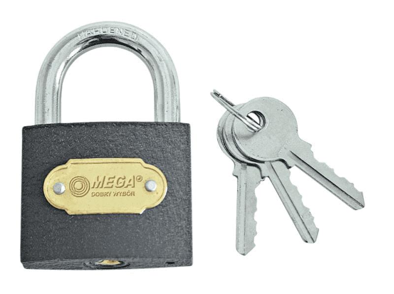 Mega Piekaram slēdzene 32mm