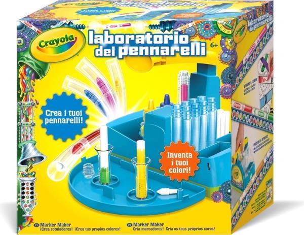 CRAYOLA Marker Maker - 74-7054 bērnu rotaļlieta