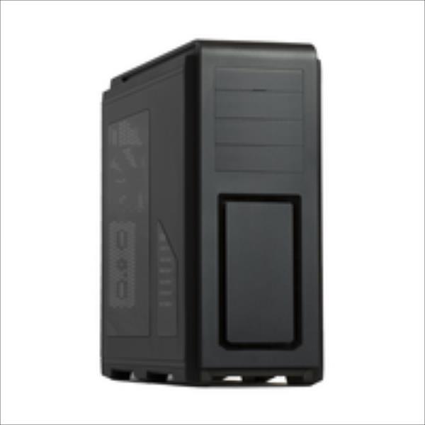 PHANTEKS Enthoo Luxe Midi-Tower - black Datora korpuss
