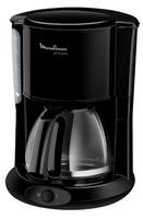 Moulinex Glas - Kaffeemaschine Principio schwarz Kafijas automāts