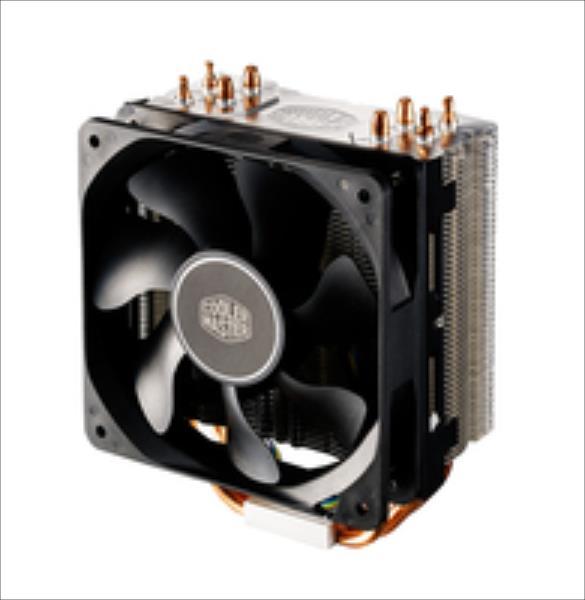 Cooler Master Hyper 212X CPU 120mm PWM dzesētājs, ventilators