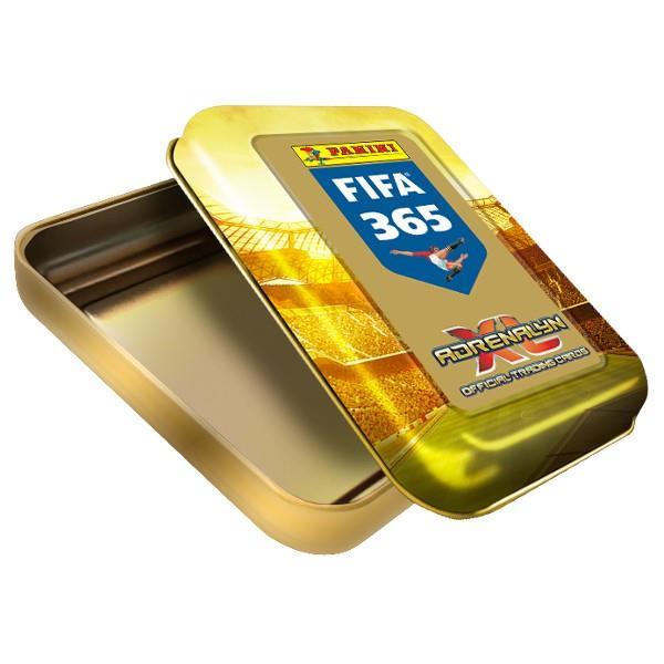 PANINI KOLEKCJA FIFA 365, Box mini galda spēle